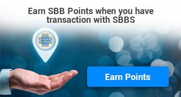 Earn SBB Points